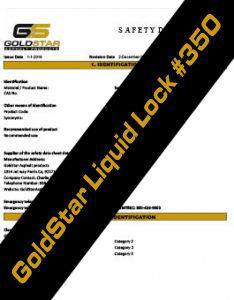 GSA Liquid Lock #350